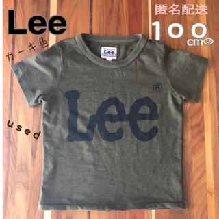 Lee - LeeリーキッズTシャツ 子供半袖100㎝