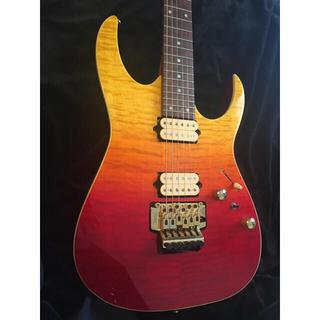 アイバニーズ(Ibanez)のIbanez RG420HPFM ローステッドネック(エレキギター)