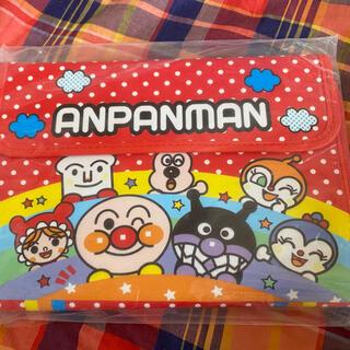 アンパンマン - アンパンマン 母子手帳ケース