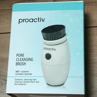 プロアクティブ(proactiv)の洗顔ブラシ(フェイスケア/美顔器)