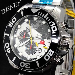 インビクタ(INVICTA)の【Disney】定価約85000円/INVICTA/新品未使用/ミッキー マウス(腕時計(アナログ))