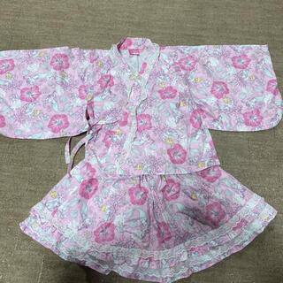 ディズニー(Disney)のアリエル 浴衣 ドレス(甚平/浴衣)