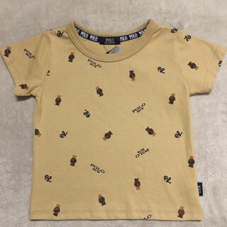 POLO RALPH LAUREN - POLO Baby ポロベア 新商品 夏 ❤️ ロングTシャツ ロンT 110