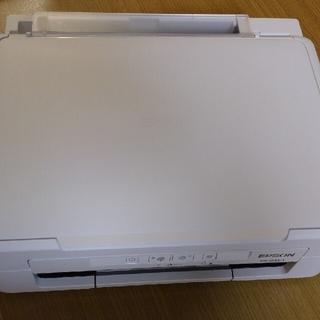 EPSON - 【大阪・限定値下げ】EPSONプリンター 新品黒インク付き