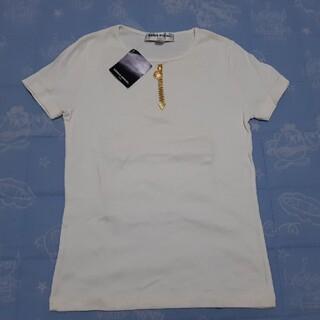 ソニアリキエル(SONIA RYKIEL)のソニアリキエル トップス カットソー 新品 Tシャツ(Tシャツ(半袖/袖なし))