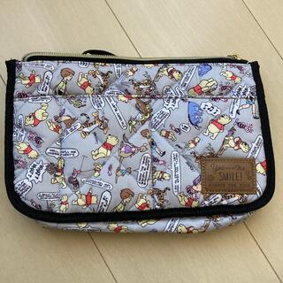 Disney - 新品 プーさん バッグインバッグ