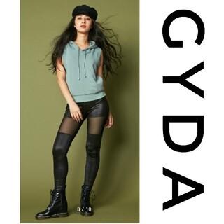 GYDA - GYDA シースルーニーハイレギンス