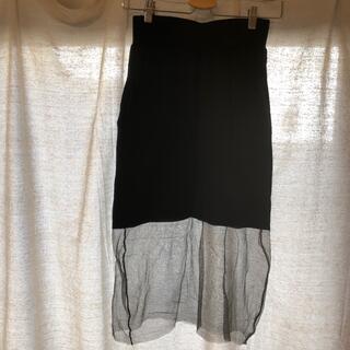 オープニングセレモニー(OPENING CEREMONY)のSOMEHOW ニットタイトスカート(ミニスカート)