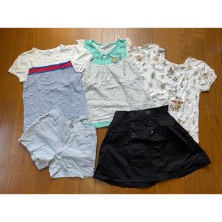 クミキョク(kumikyoku(組曲))の組曲(夏物)子供服5点セット(Tシャツ/カットソー)