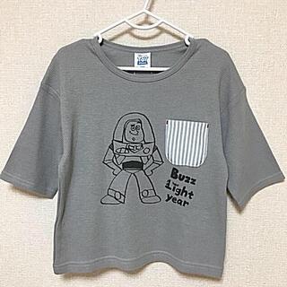 Disney - 完売品 希少 レア ❤️ ディズニー トイストーリー ロンT Tシャツ