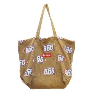 Supreme - SUPREME 17SS 666 DENIM TOTE BAG