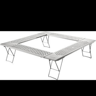 コールマン(Coleman)のコールマンファイヤープレイステーブル(アウトドアテーブル)