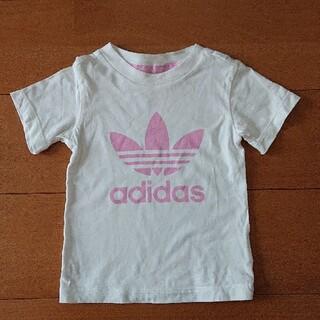 アディダス(adidas)のadidas  アディダス Tシャツ 90 美品(Tシャツ/カットソー)
