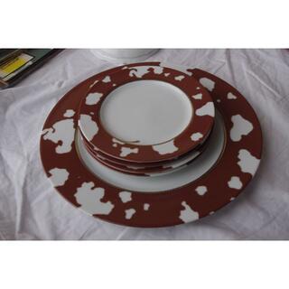 シセイドウ(SHISEIDO (資生堂))の資生堂の大皿1枚と小皿4枚(食器)