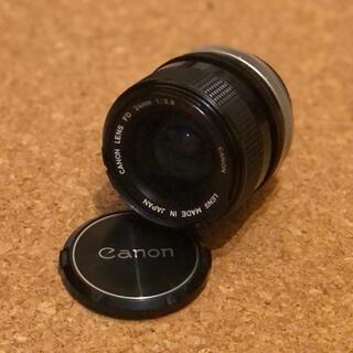 キヤノン(Canon)の(訳あり品)canon FD 24mm F2.8(レンズ(単焦点))