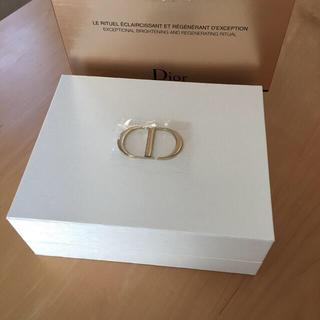 ディオール(Dior)のプレステージホワイト限定ボックス コスメ・ジュエリー・小物入れ(その他)