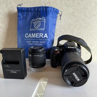 Nikon - セール実施中! 超美品 Nikon D5300 ダブルズームキット