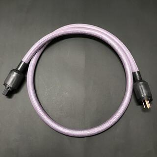 オーディオ用 電源ケーブル 1.5m(ケーブル)