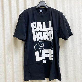 UNDEFEATED - 新品 送料込 UNDEFEATED グラフィック Tシャツ L アンディ 黒