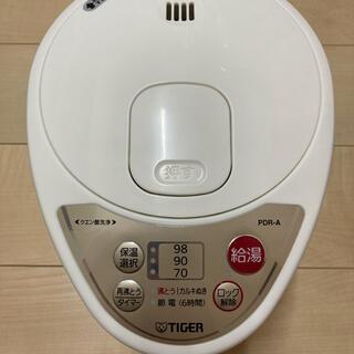 タイガー(TIGER)のタイガー魔法瓶PDR-A220(WU)マイコン電気ポット(電気ポット)