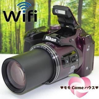 ショップニコニコ(Shop NikoNiko)のニコン クールピクス B500☆WiFi搭載スーパーコンデジ☆1577(コンパクトデジタルカメラ)