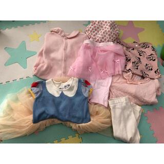ZARA KIDS - 美品 ロンパース ドレス ディズニー 白雪姫 ベビー服セット