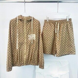Gucci - 21SS【極美品GUCCI】上下2点セット-104863