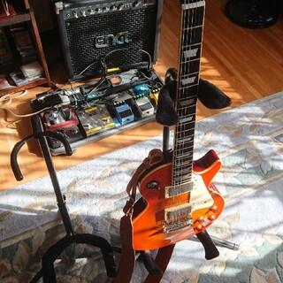 ギタースタンド 2本(エレキギター)