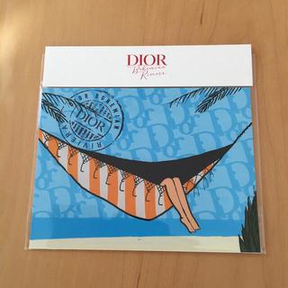 ディオール(Dior)のDior ボヘミアンリビエラ 限定ステッカー(その他)