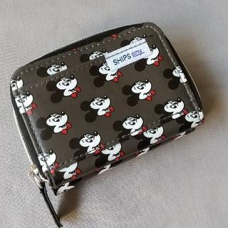 ミッキーマウス - SHIPS any ミッキーマウス ミニ財布 mini 付録