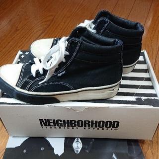 ネイバーフッド(NEIGHBORHOOD)のNeighborhood Brigade-Hi Canvas スニーカー(スニーカー)