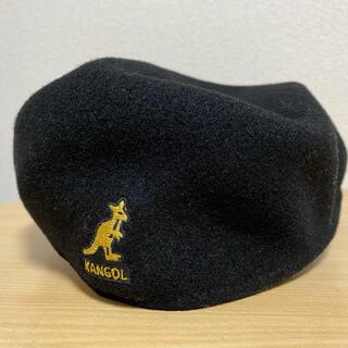 カンゴール(KANGOL)の美品⭐︎KANGOL ハンチング(ハンチング/ベレー帽)
