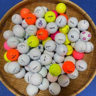 タイトリスト(Titleist)のゴルフ ロストボール 80個 有名メーカー沢山!No.3(その他)