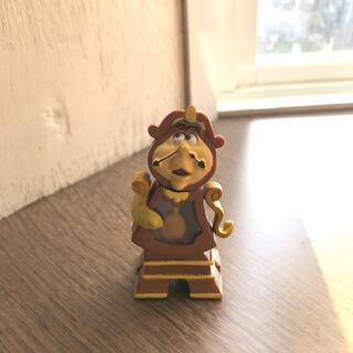 ディズニー(Disney)のディズニー 美女と野獣 時計 コグワース フィギュア(その他)