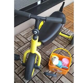 アイデス(ides)の ides D-Bike dax 折りたたみ 三輪車(三輪車)