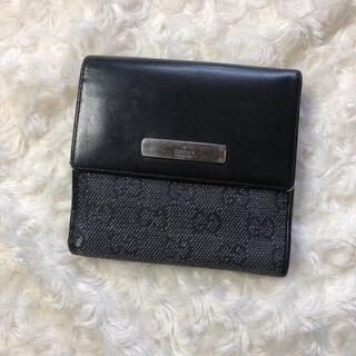 グッチ(Gucci)のGUCCI 二つ折り財布(財布)