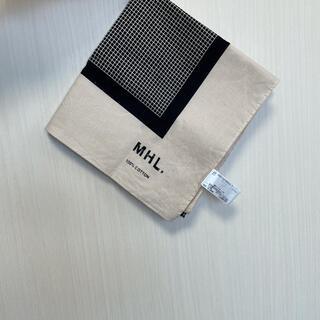 マーガレットハウエル(MARGARET HOWELL)のMHL スカーフ(バンダナ/スカーフ)