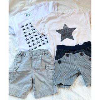 COMME CA ISM - セット売り Tシャツ、トップス、ハーフパンツ、パンツ、ズボン
