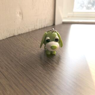 おちゃけん お茶犬 フィギュア キーホルダー(キャラクターグッズ)
