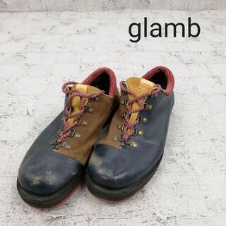 グラム(glamb)のglamb グラム 革靴 レザーシューズ(スニーカー)