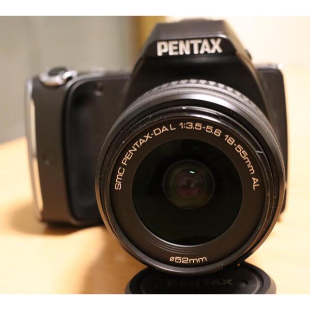 PENTAX(ペンタックス)のPENTAX K-S1 ズームレンズキット スマホ/家電/カメラのカメラ(デジタル一眼)の商品写真