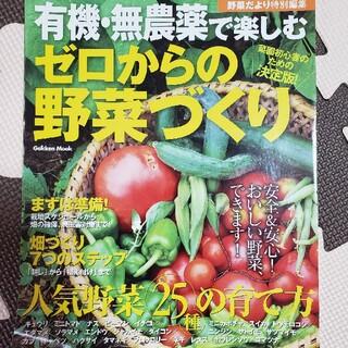 有機・無農薬で楽しむゼロからの野菜づくり(趣味/スポーツ/実用)