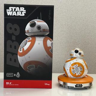 ディズニー(Disney)のsphero STAR WARS BB-8 スマホ操作 ラジコン 自動ロボット(ホビーラジコン)