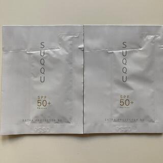 スック(SUQQU)のSUQQU エクストラ プロテクター 50 日やけ止め(日焼け止め/サンオイル)