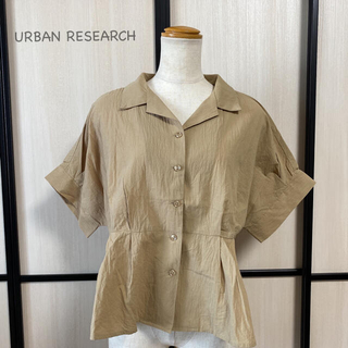 アーバンリサーチ(URBAN RESEARCH)の♡urban reserch カットソー(カットソー(半袖/袖なし))