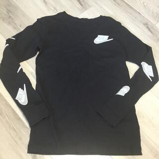 NIKE - ジュニア NIKE 黒 長袖 140センチ