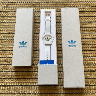 アディダス(adidas)の【新品・未使用】アディダス(adidas)腕時計『PROCESS SP1』白(腕時計(アナログ))