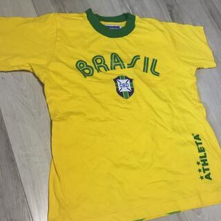 アスレタ(ATHLETA)のAthleta Tシャツ サイズp 黄色(Tシャツ(半袖/袖なし))