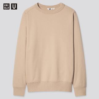ユニクロ(UNIQLO)のワイドフィットスウェットシャツ(スウェット)