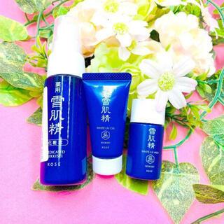 雪肌精 - 《新品未使用》雪肌精 セッキセイ 化粧水ミスト UVケア セット